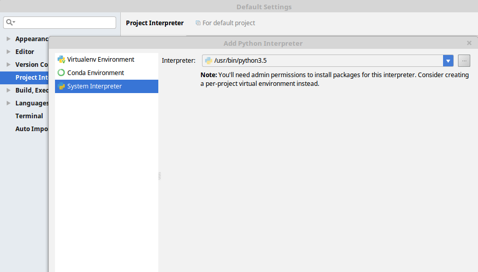 No-Python-Interpreter-Configured-For-The-Module---PyCharm