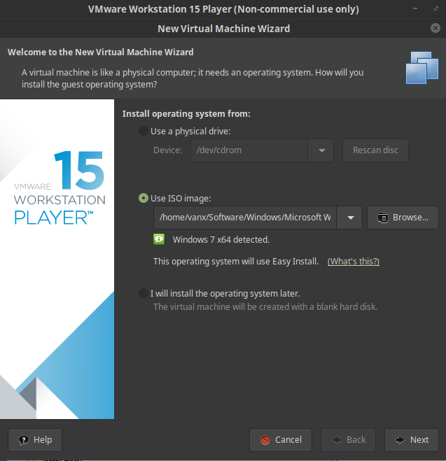 VMware_player_15_new_machine