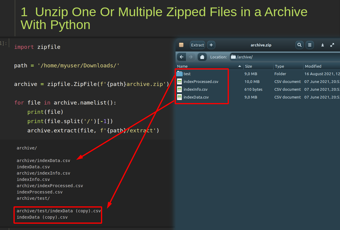 unzip-one-multiple-zipped-files-archive-python